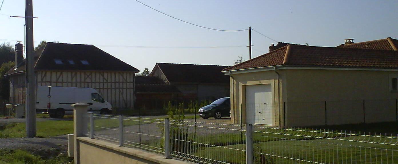 image ancienne gare d eymet